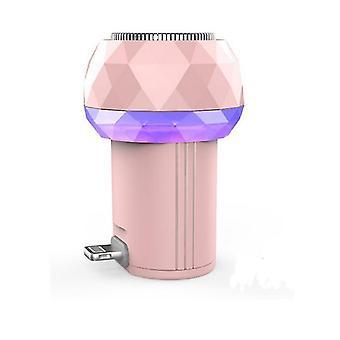 Elektrisk barbermaskine, Barbermaskine(pink,æble)