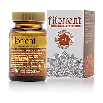 Fitoriente V-1 (expels wind and heat due to insufficiency) 60 tablets