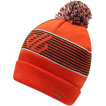 Dare 2b Mens Out wit Fleece Lined Bobble Beanie Hat