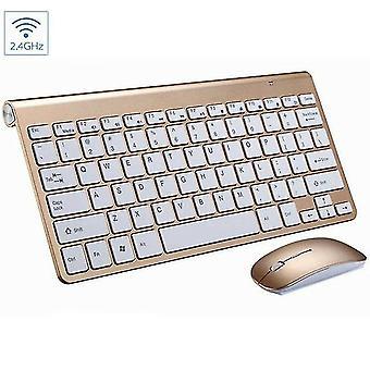 Mini drahtlose Tastatur Bluetooth Tastatur für iPad Telefon Tablet russisch spanisch wiederaufladbar