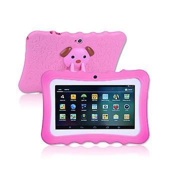 子供たちはスマートタブレット512mb + 16gwifi Bluetooth 7インチを学ぶ