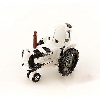 Disney Frank Tractor Cast Metal Alloy Car Model Children's Toy Car