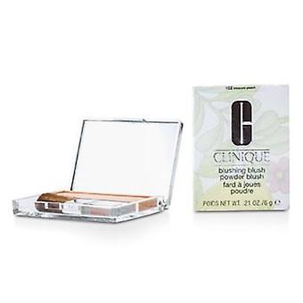 Clinique Blushing Blush Powder Blush - # 102 Innocent Peach - 6g/0.21oz