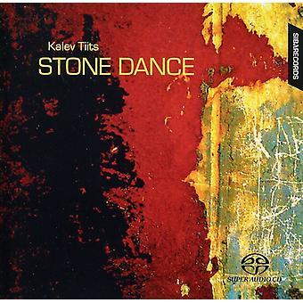Kalev Tiits - Kalev Tiits: Stone Dance [SACD] USA import