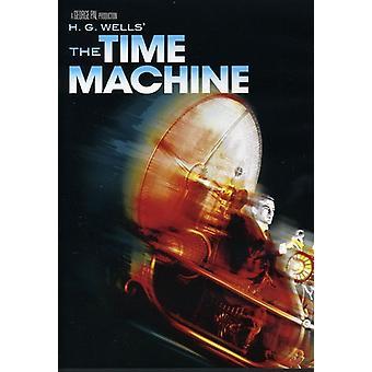 Time Machine (1960) [DVD] USA import