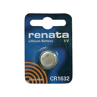 Renata 1632 Swiss Made litio Coin Cell Battery - confezione da 10