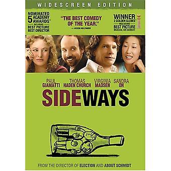 Sideways [DVD] USA import
