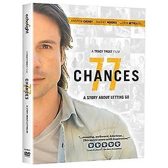 77 Chances [DVD] USA import