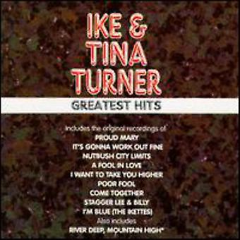 Ike Turner & Tina - Greatest Hits [CD] USA import