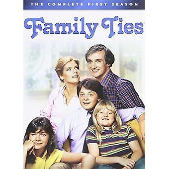 Lazos familiares: Ssn 1 importar de Estados Unidos [DVD]