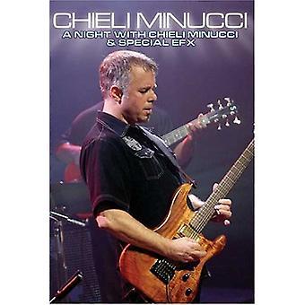 Chieli Minucci - nuit avec importation USA Chieli Minucci & spécial Efx [DVD]