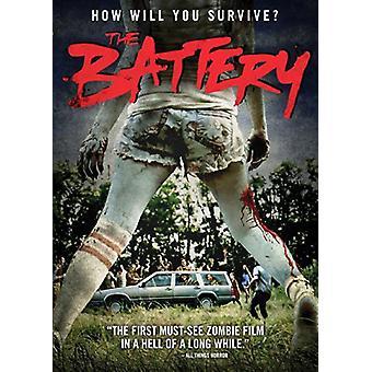 Batteriet [DVD] USA import