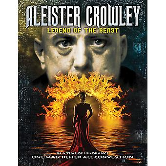 Aleister Crowley: Legend of the Beast [DVD] USA import