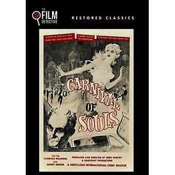 Carnival of Souls [DVD] USA import