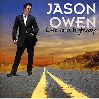 Jason Owen - Life Is a Highway [CD] USA import
