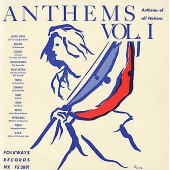 Hymner av alla nationer - hymner av alla nationer 1 & 2 [CD] USA import