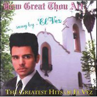 El Vez - How Great Thou Art [CD] USA import