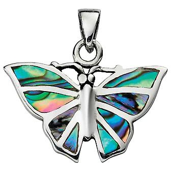 925 Silver Butterfly Necklace