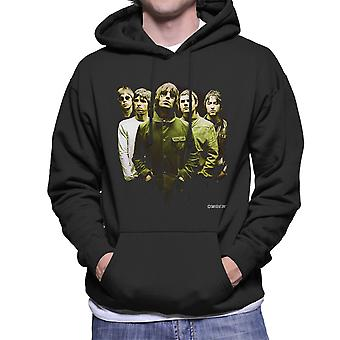 Oasis Band Liam Noel Gallagher Men's Hooded Sweatshirt