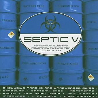 Septic V - Septic V [CD] USA import