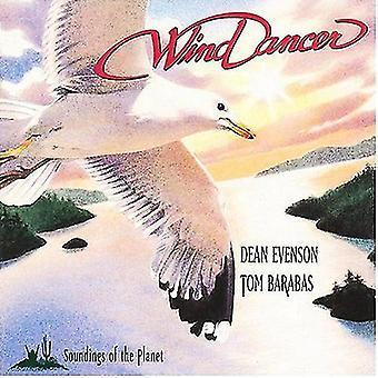 Evenson/Barabas - Wind Dancer [CD] USA import