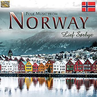 Lief Sorbye - Volksmusik aus Norwegen [CD] USA import