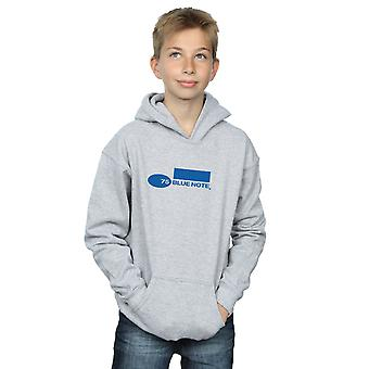 Blue Note Records Boys Simple Logo Hoodie
