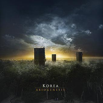 Korea - Abiogenesis [CD] USA import