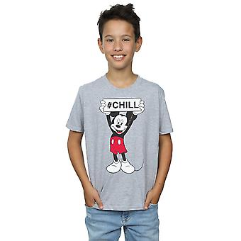 Disney drenge Mickey Mouse Chill T-Shirt