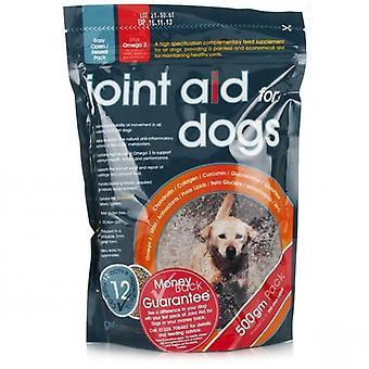 GWF odżywianie stawów pomoc dla psów 500g, promuje mobilność i elastyczność