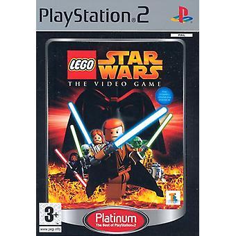 LEGO Star Wars (PS2) - Fabrik versiegelt