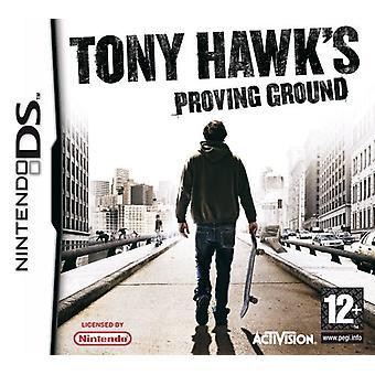 Tony Hawks Proving Ground (Nintendo DS) - Neu