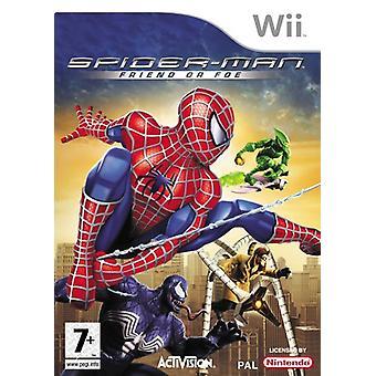 Spider-man vriend of vijand (Wii)-nieuw