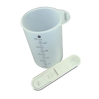 Kenwood BM350 Measuring Jug And Spoon Genuine Part