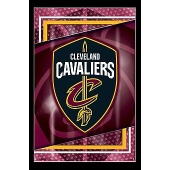 Cleveland Cavaliers - Logo Poster Print
