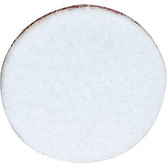 Proxxon Micromot 28666 polering filt plate, middels hard diameter 50 mm 2 PC (er)