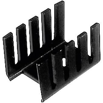 ASSMANN WSW V7236C1 Disipador de calor 21 K/W (L x An x H) 19,05 x 13,21 x 12,7 mm A 220