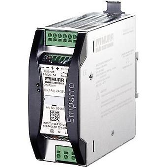 Murr Elektronik Emparro 5-100-240/24 Rail gemonteerde PSU (DIN) 24 V DC 5 A 120 W 1 x