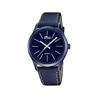 Lotus watches mens watch classic minimalist 18166-3