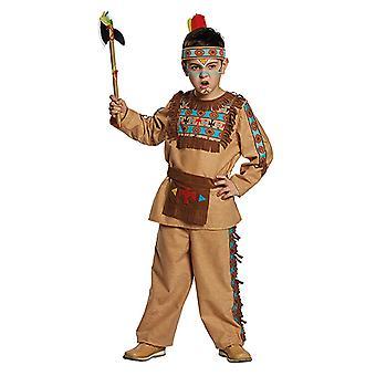 Intian Western Red ihon lapsi puku