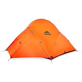 MSR Access 3 Personnes Quatre Saisons Ski Touring Tent - Orange