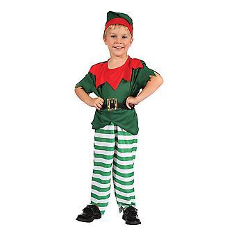 Santa Helper Boy peuter
