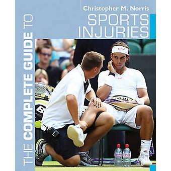 الدليل الكامل للإصابات الرياضية من م. كريستوفر نوريس-9781