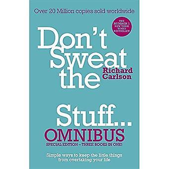 Doe zweet niet de kleine dingen... Omnibus