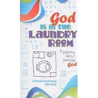 God Is in de wasruimte (kleine groep Bijbelstudie)