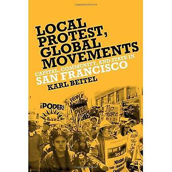 Lokala protester, globala rörelser