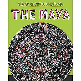 Grandes Civilisations: Les Mayas