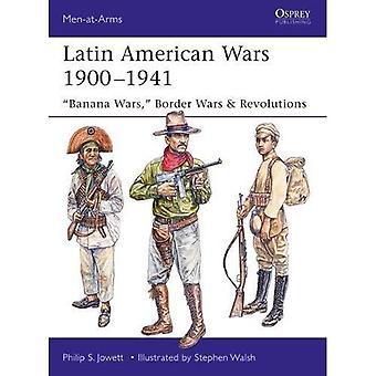 Latinamerikanska Wars 1900-1941