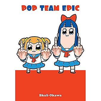 Pop Team episke
