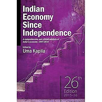 Indian Economy Since Independence 2015-16